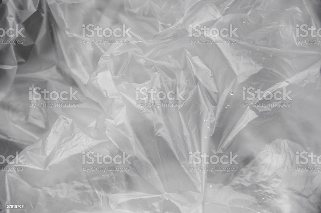 white Plastic background stock photo