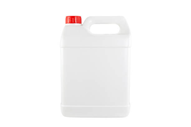 white plastic container red cap - bleach stock pictures, royalty-free photos & images