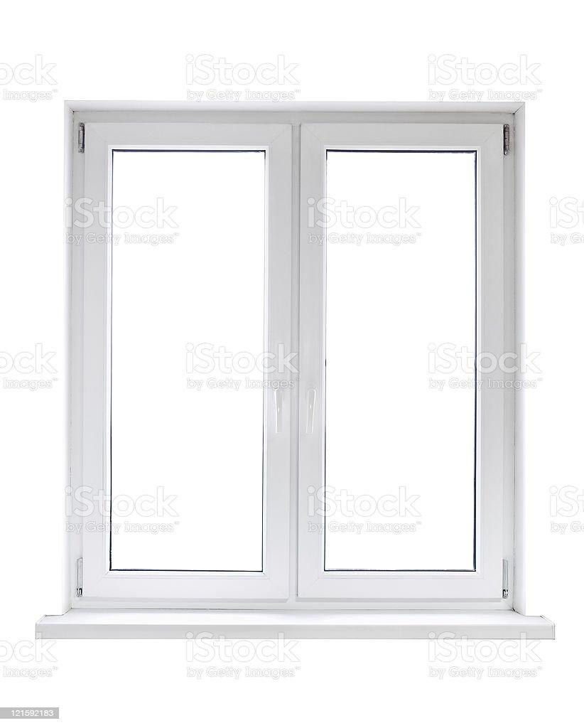 Weiße Kunststofffenster weiße kunststofffenster stock fotografie und mehr bilder