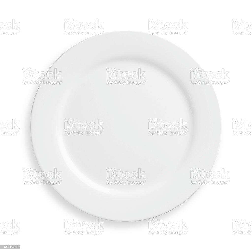 Une plaque blanche sur fond blanc - Photo