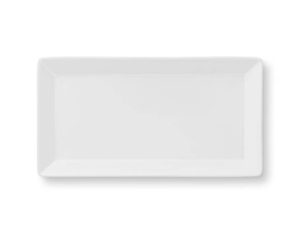 white plate - plate stock pictures, royalty-free photos & images