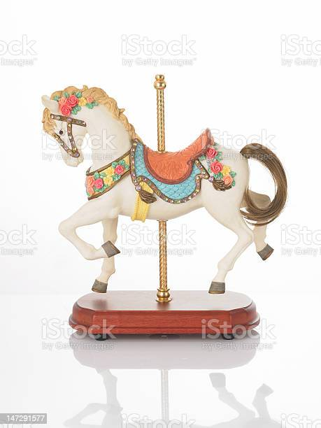 White porcelain carousel horse isolated on white picture id147291577?b=1&k=6&m=147291577&s=612x612&h=fbgftpzx3bk nor8ismx pzpmda6ckfrconpzpvclki=