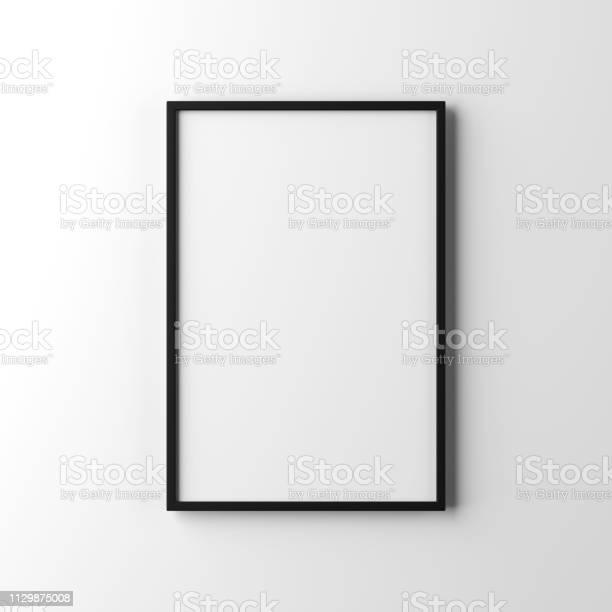 White poster with black frame mockup hanging on the wall picture id1129875008?b=1&k=6&m=1129875008&s=612x612&h=vao2nut6oxb90llv5pu6yd9kkznprfjn0pvohtztcjc=