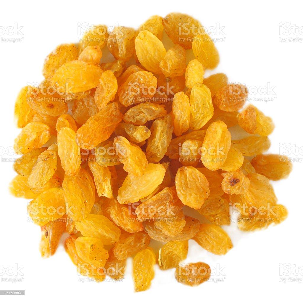 white raisins stock photo