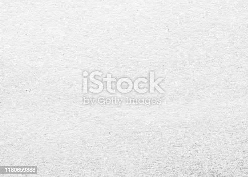 865741954istockphoto White recycled paper texture background of parcel wrapping paper or craft arts sheet 1160659388