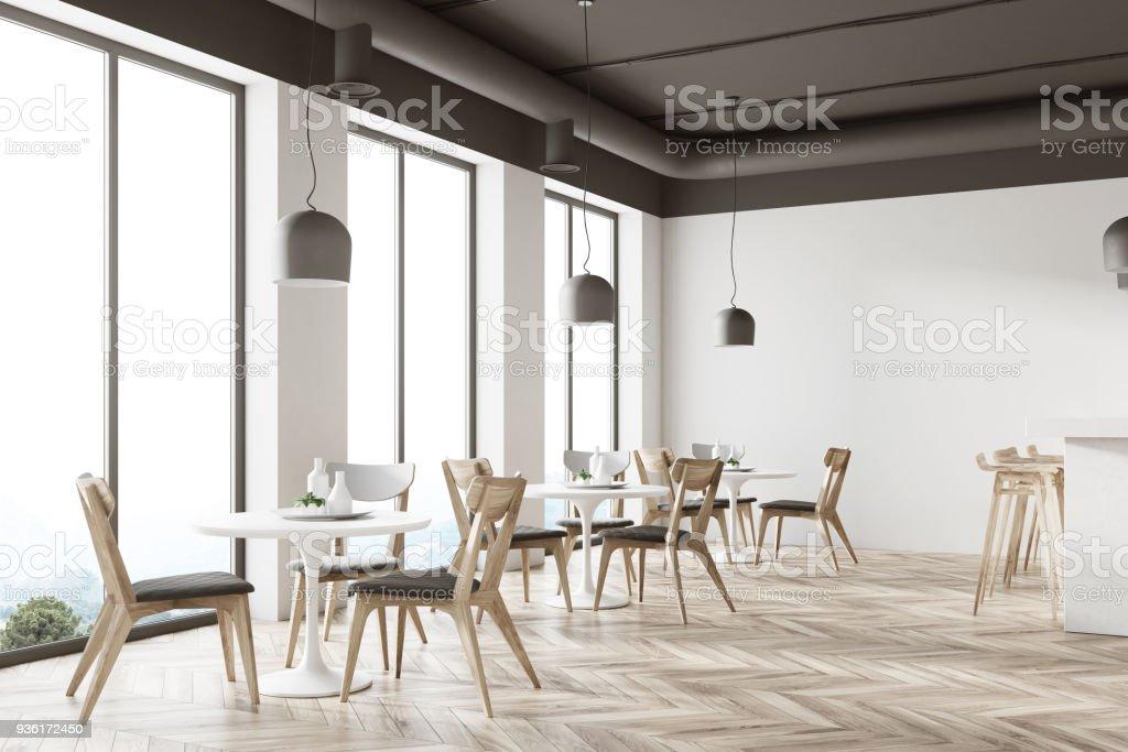 23fc7b1f6dac Esquina Blanca Restaurante Foto de stock y más banco de imágenes de ...