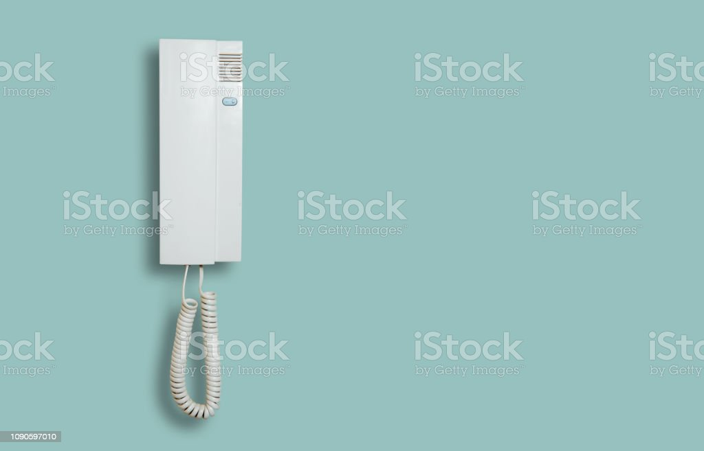 The concept of communication in the apartment, connection to the...