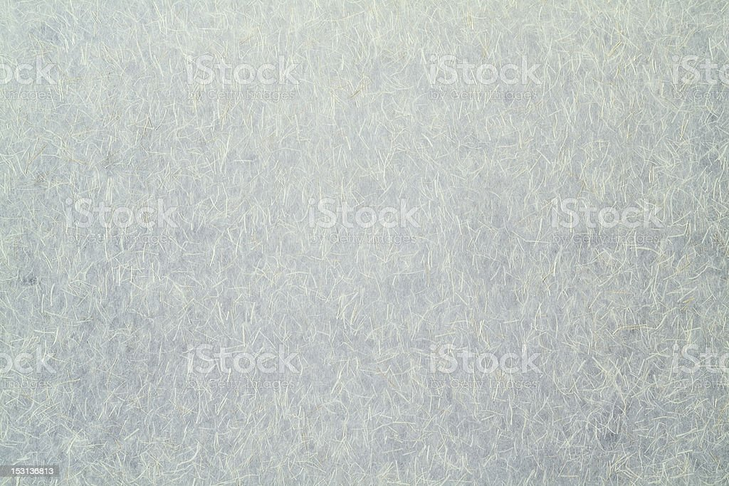 White rice paper texture background stock photo