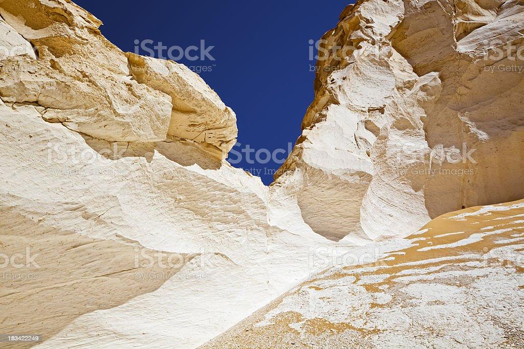 White Rock royalty-free stock photo