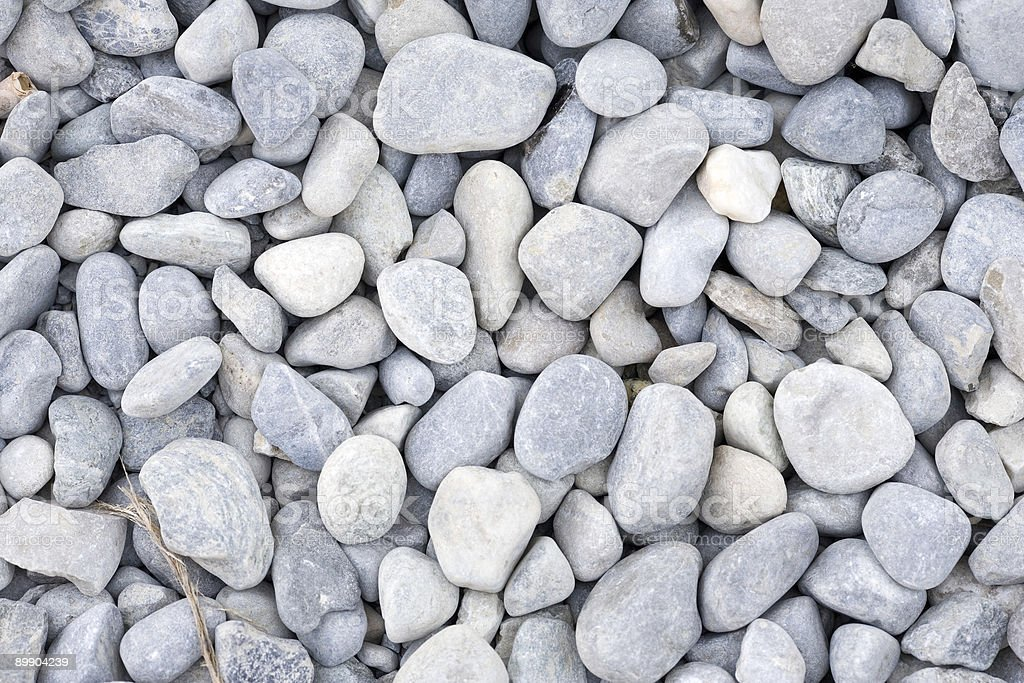 White Rocks from top royalty-free stock photo
