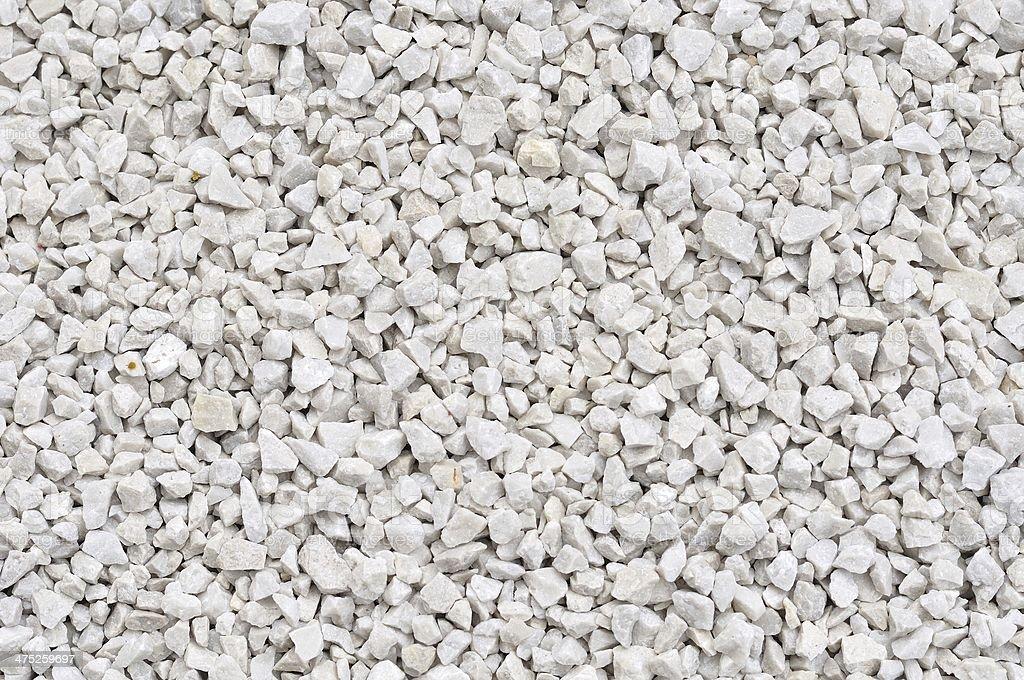 Wei e steine textur stock fotografie und mehr bilder von for Small white landscaping rocks