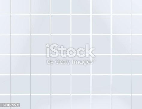 White room tiles