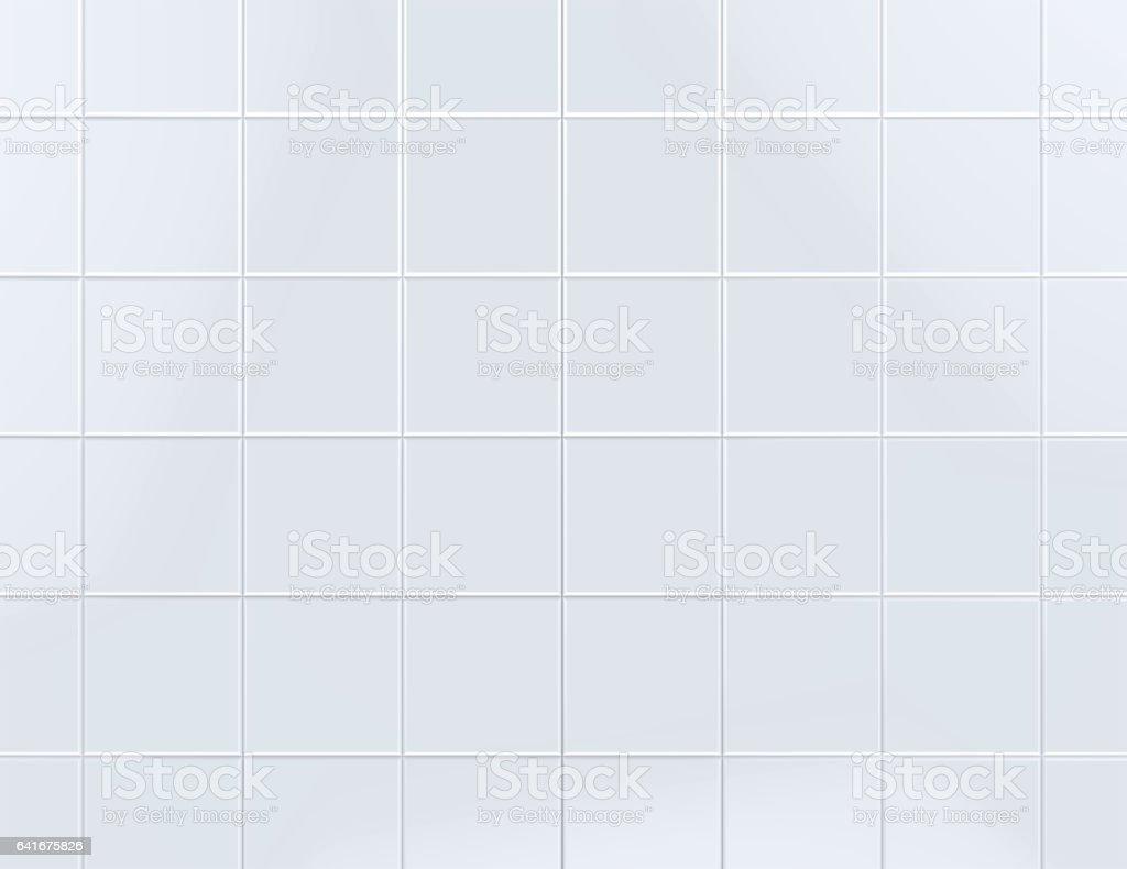 White Fliesen U2013 Foto