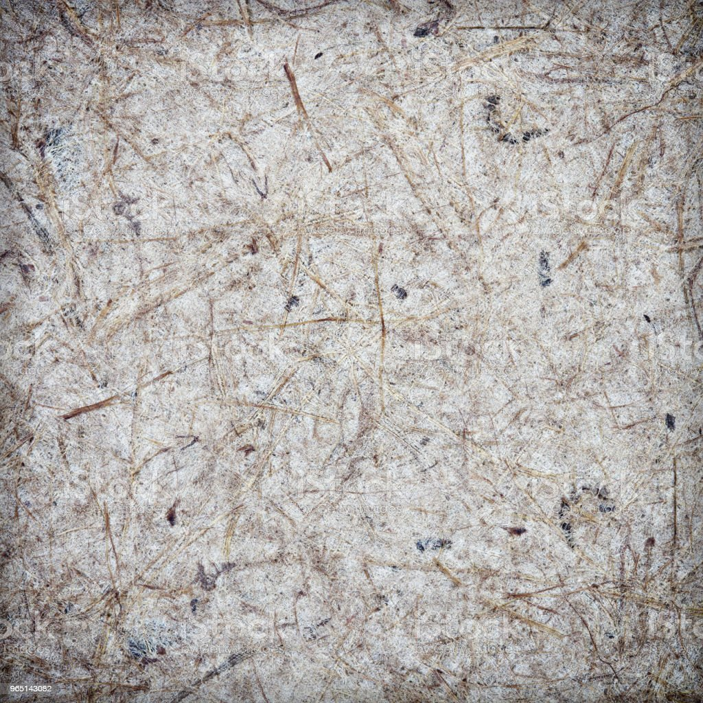 white rough  mulberry paper texture background / recycle paper / craft or hand made royalty-free stock photo