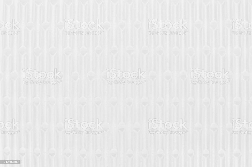 White rubber texture background with seamless pattern.
