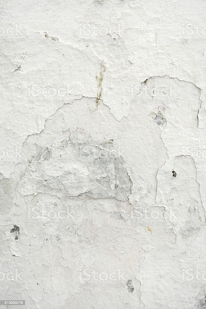 White Rustic Peeling Paint Texture Stock Photo More Pictures of