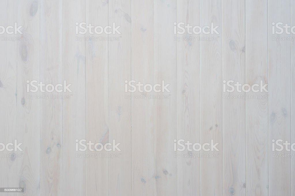 Blanc fond en bois rustique à repasser - Photo