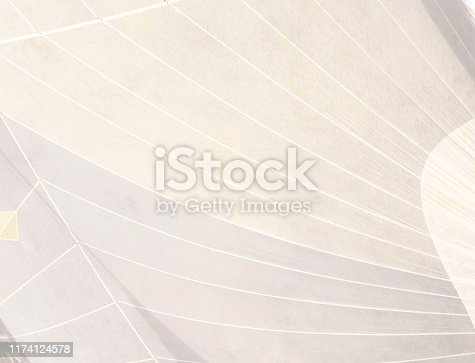 White Sail Background