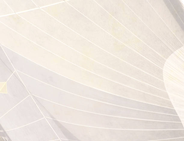 white sail background - nylon texture stock pictures, royalty-free photos & images