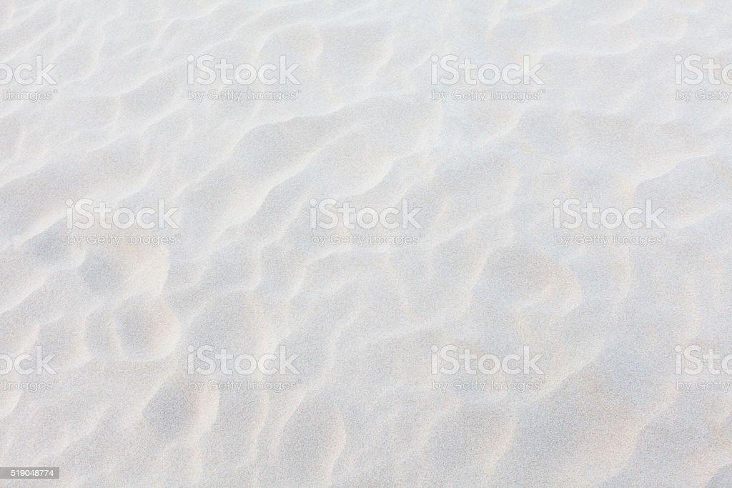 white sand Hintergrund – Foto
