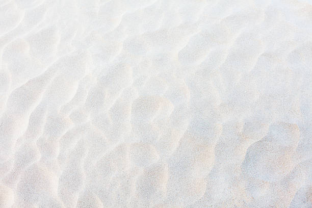white sand background white sand background sand stock pictures, royalty-free photos & images