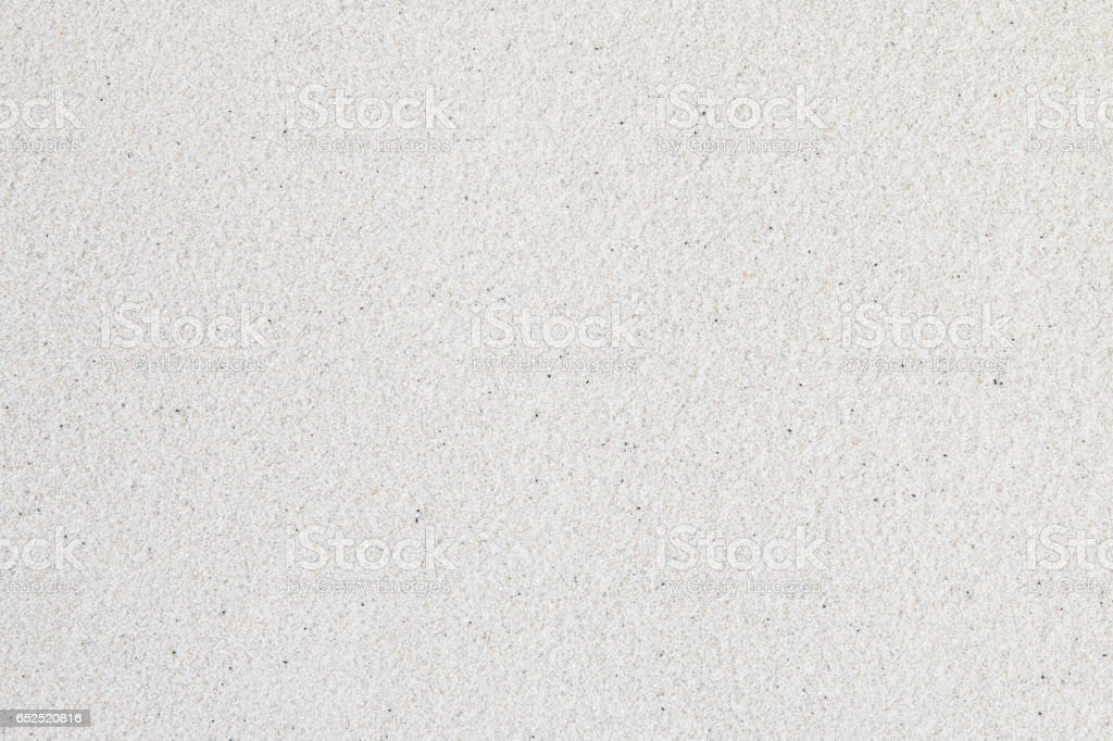 White sand - fotografia de stock