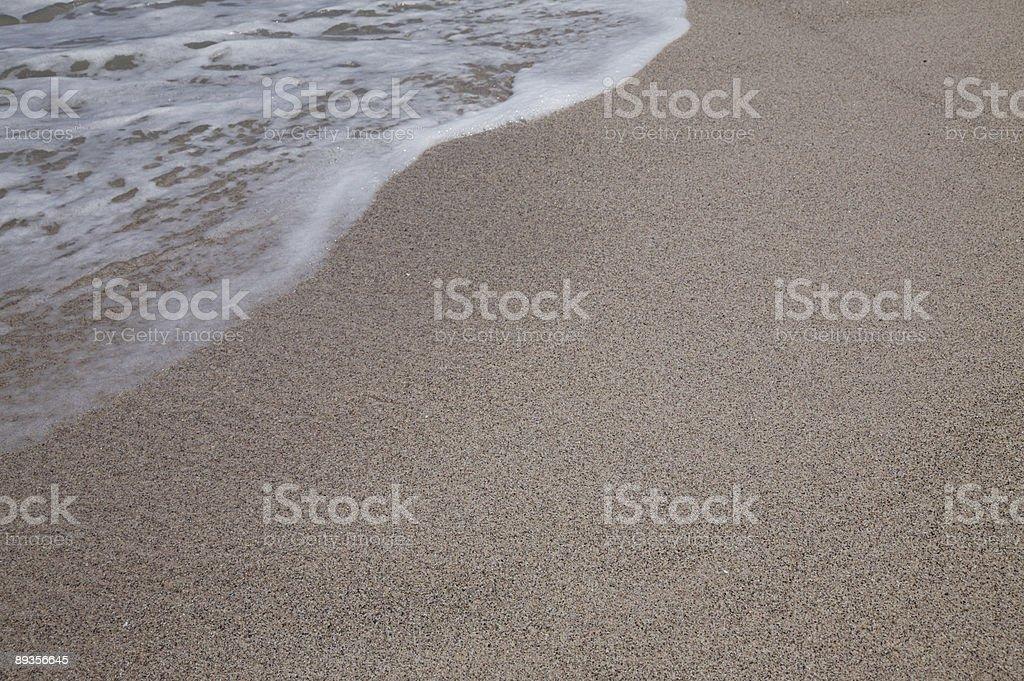 Weißer sand – Foto
