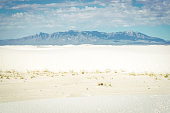 White Sands national monument, New Mexico, USA
