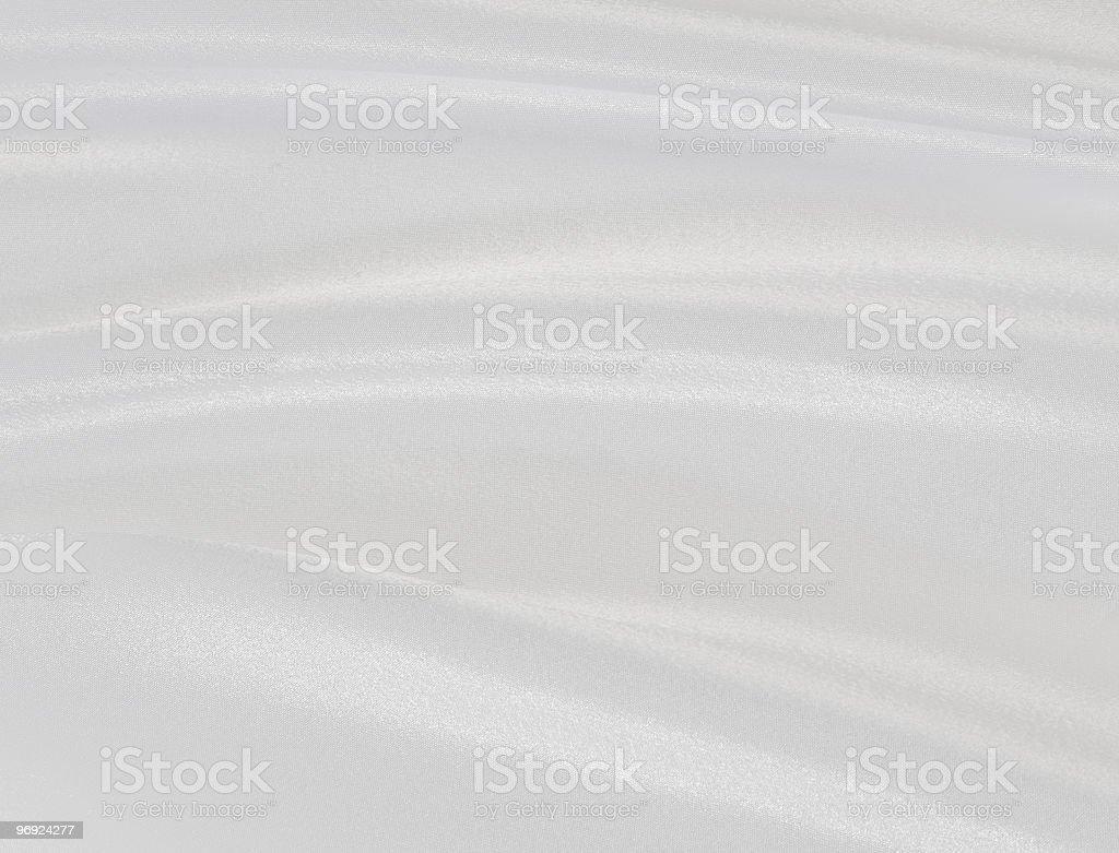 White satin background royalty-free stock photo