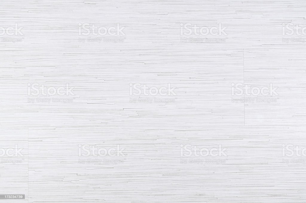 White sea grass floor panels, seaweed texture floorboards stock photo