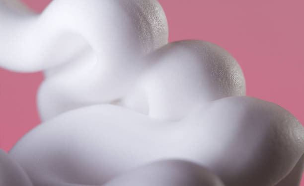 white shaving foam - shaving cream stock pictures, royalty-free photos & images