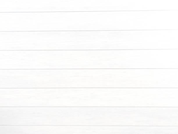 White Shiplap Wall Texture faint grooves in white wall texture whitewashed stock pictures, royalty-free photos & images