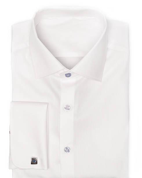 Camisa branca - foto de acervo