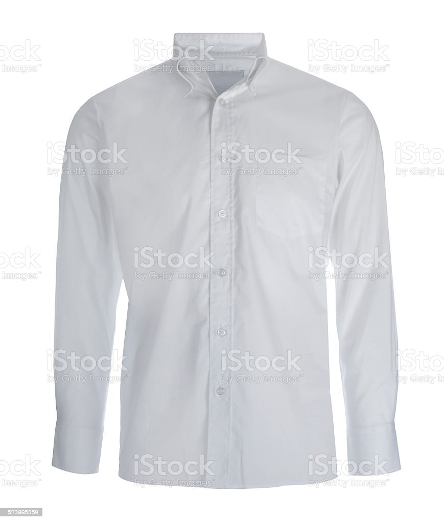 White Shirt stock photo