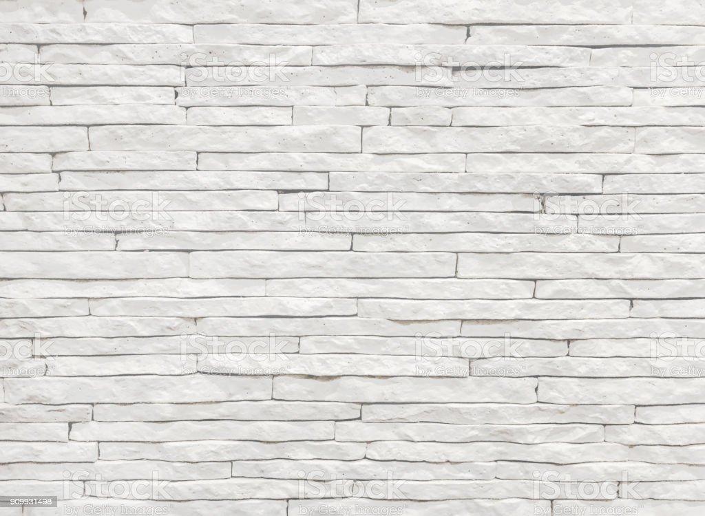 White slate stone wall background stock photo