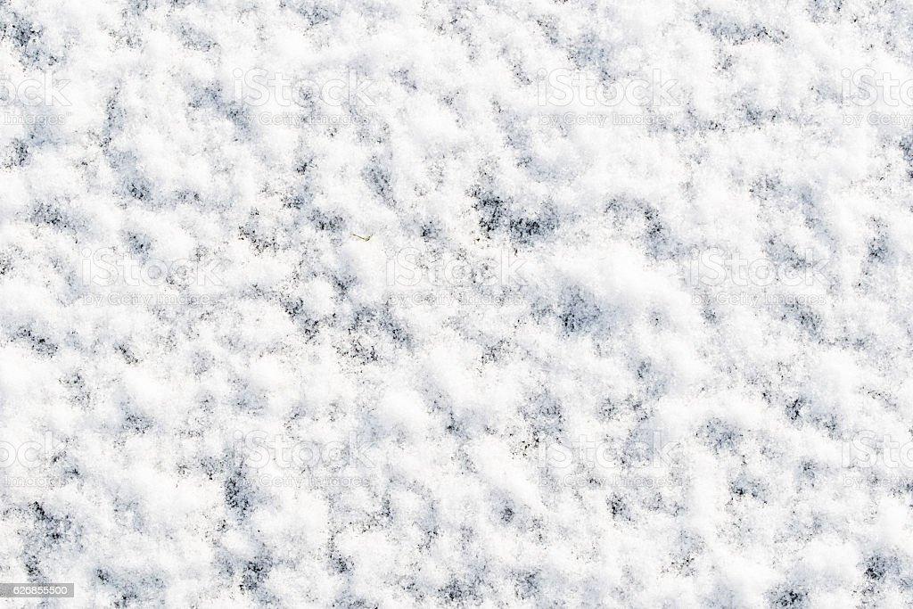White Snow Texture Winter Background Stock Photo Download Image Now Istock