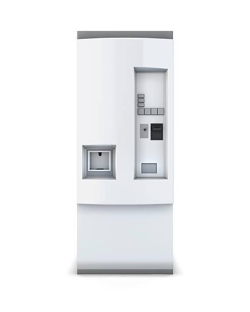 White Limonade-Automaten zugehen – Foto