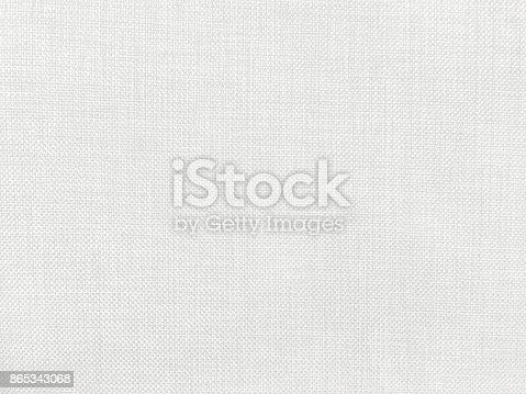 White sofa fabric textured