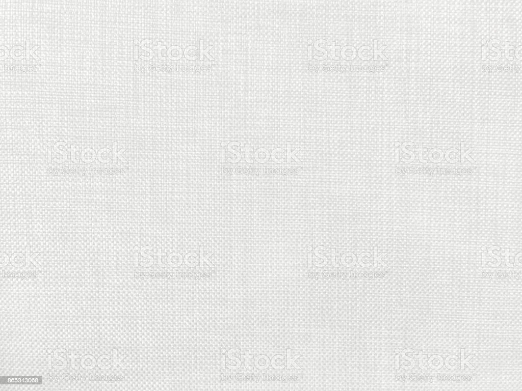 White sofa fabric textured stock photo