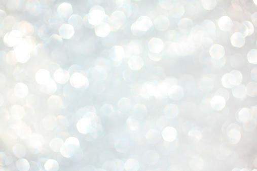 White Sparkles Stock Photo - Download Image Now