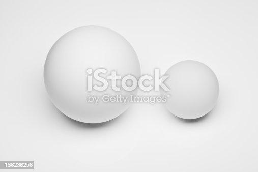 istock White spheres 186236256
