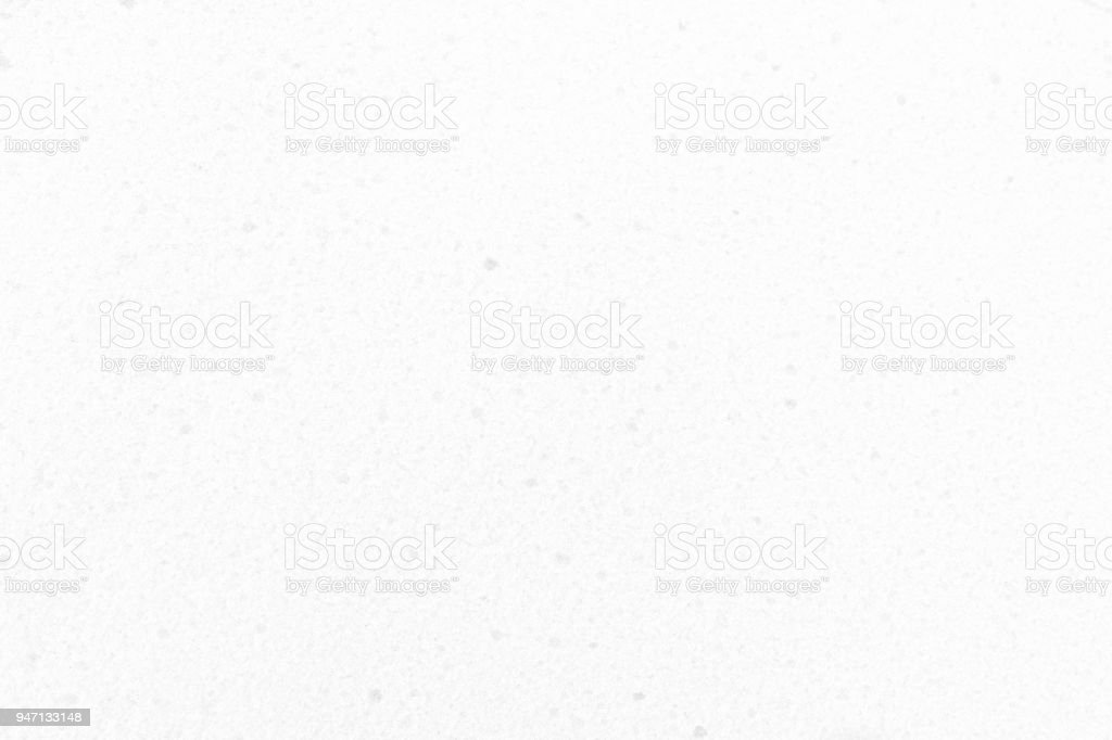 White Sponge Texture Background.
