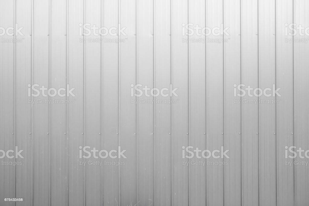 Beyaz çelik duvar arka plan royalty-free stock photo