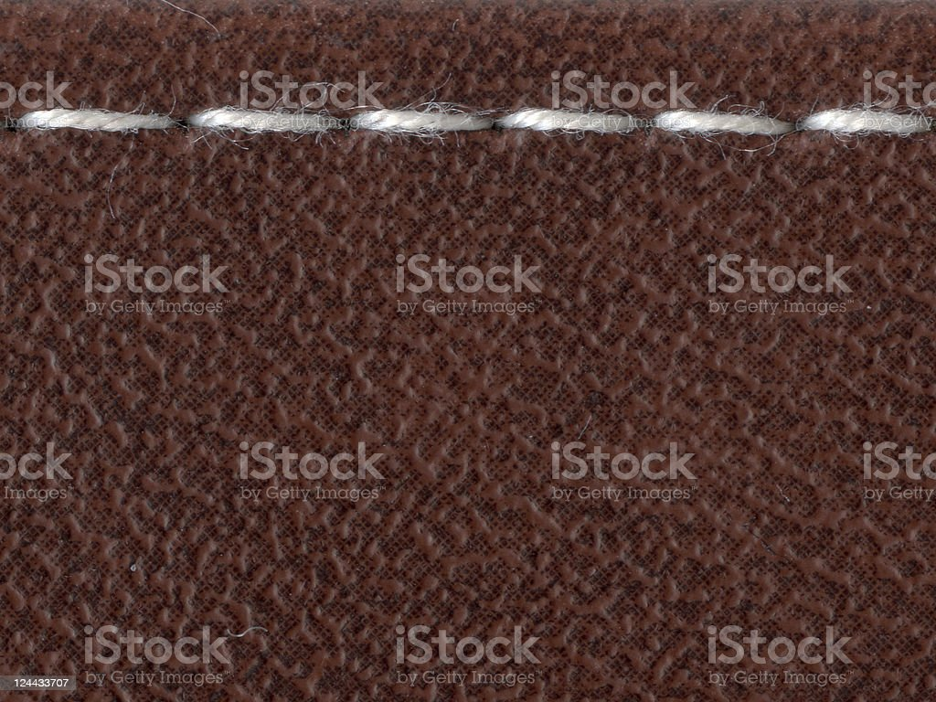 white stitch royalty-free stock photo