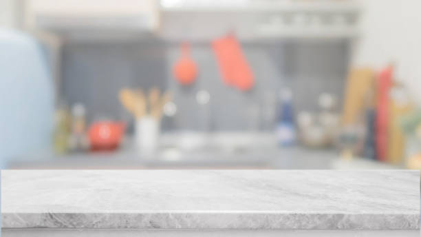 White stone table top and blurred kitchen interior background can picture id887091214?b=1&k=6&m=887091214&s=612x612&w=0&h=k3ukoe ixyb50stqpogz6zvtt8e3dmqz32h hhpxgdm=