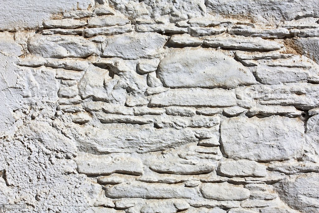 white stone wall, creative abstract design background photo royalty-free stock photo