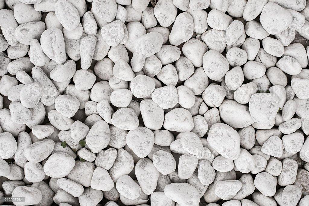 white stones texture - foto de acervo
