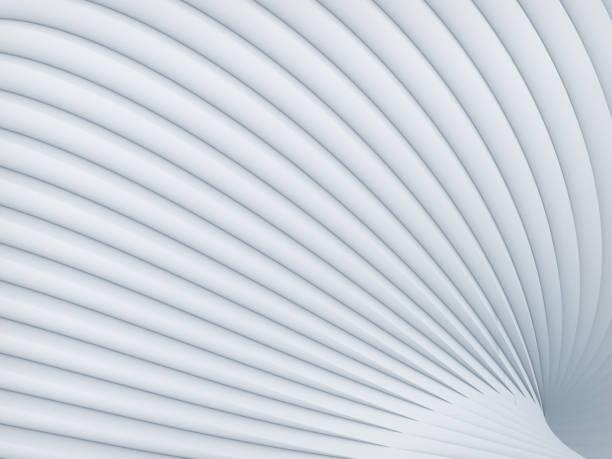 Raya blanca fondo futurista. Ilustración de render 3D - foto de stock