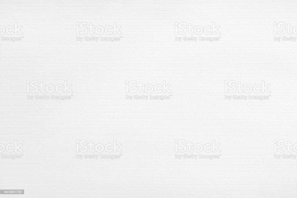 White striped paper texture. stock photo