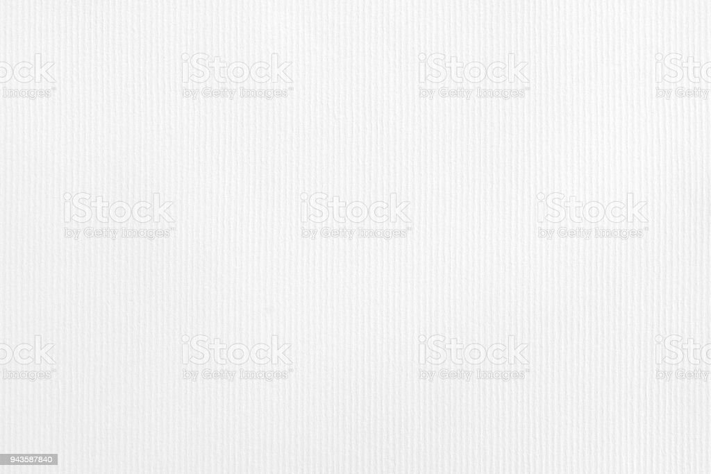 White striped pattern paper texture stock photo
